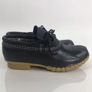 L.L. Bean Boots Low Moc Duck Boots 7